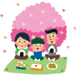 上野公園花見2020子連れや赤ちゃんは?トイレの場所や持ち物は?