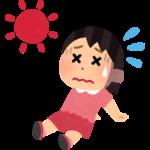 暑さ(猛暑日)2020はいつまで続く?大阪はいつから涼しくなる?ピークは?