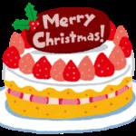 ミニストップのクリスマスケーキ2020当日の店頭販売は?半額はいつ?